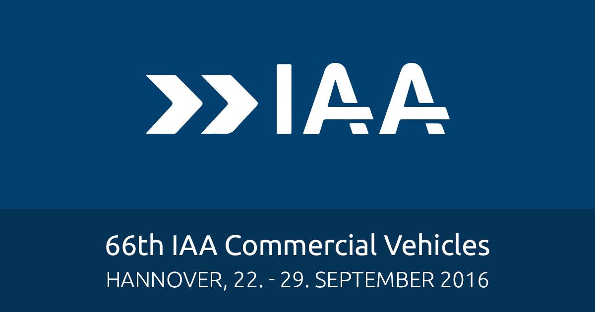 تورنمایشگاه خودرو سنگین آلمان IAA 2016