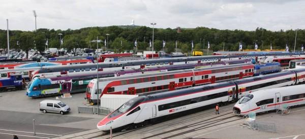 تورنمایشگاه حمل و نقل ریلی آلمان