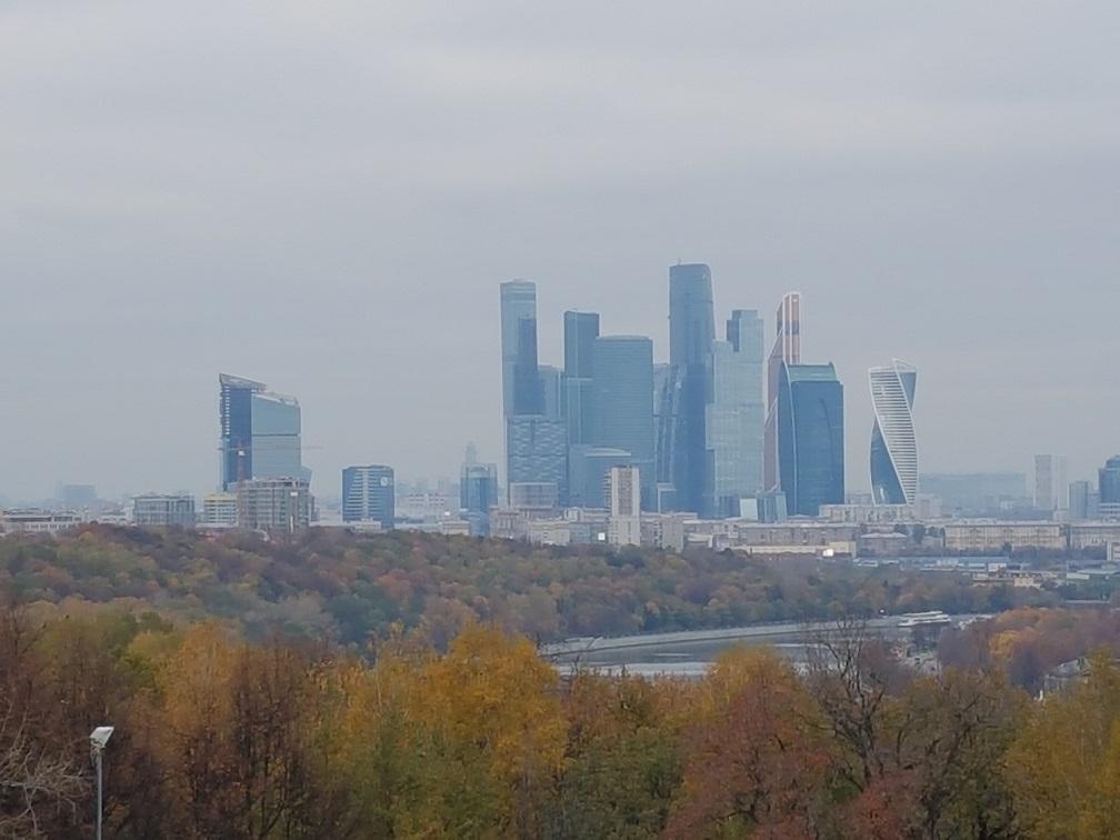 تور روسیه-تپه گنجشکها
