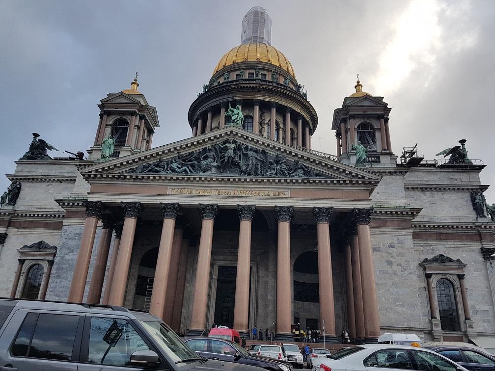 تور روسیه-کلیسای اسحاق (2)