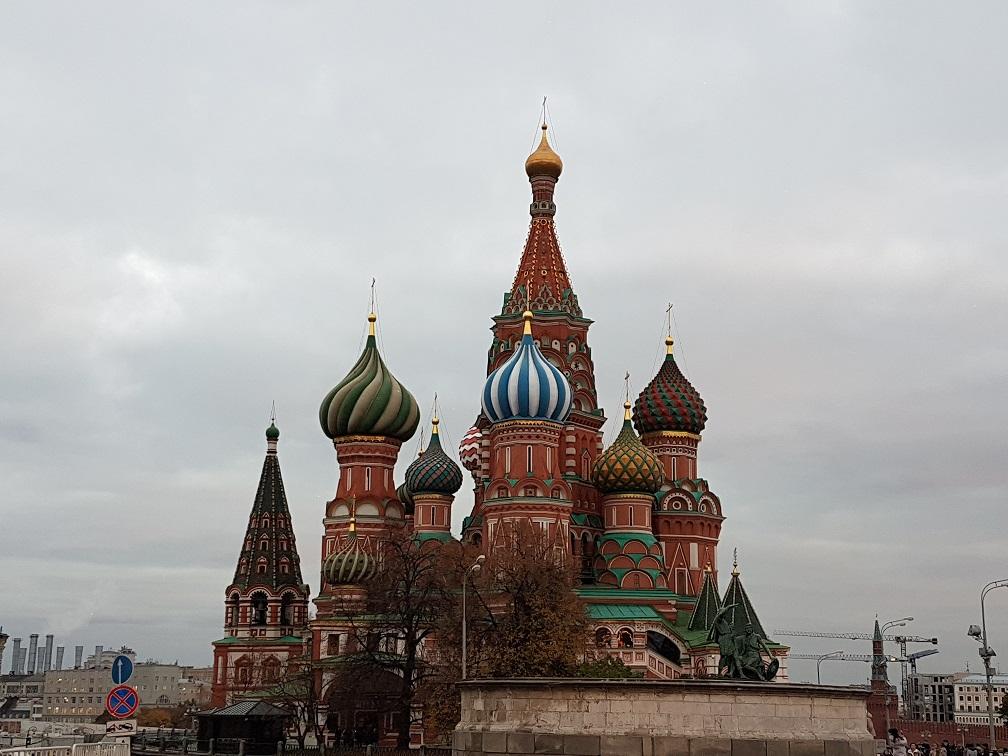 تور روسیه-کلیسای باسیل