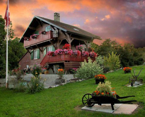 تور سوئیس 5 شب و 6 روز