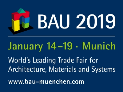 تور نمایشگاه ساختمان آلمان BAU 2019