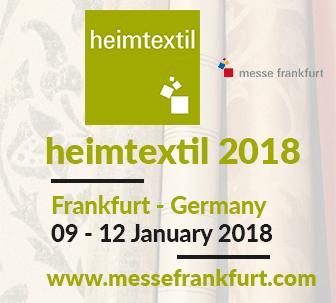 تور نمایشگاه منسوجات آلمان 2018 Heimtextile