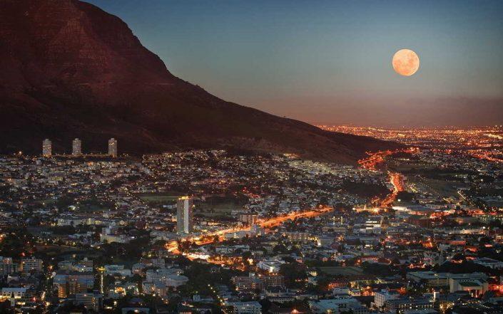 تور آفریقای جنوبی با پرواز قطر