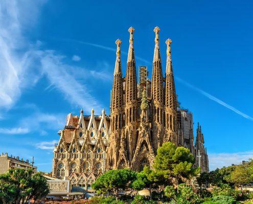 تور اسپانیا-تور بارسلون تابستان 97