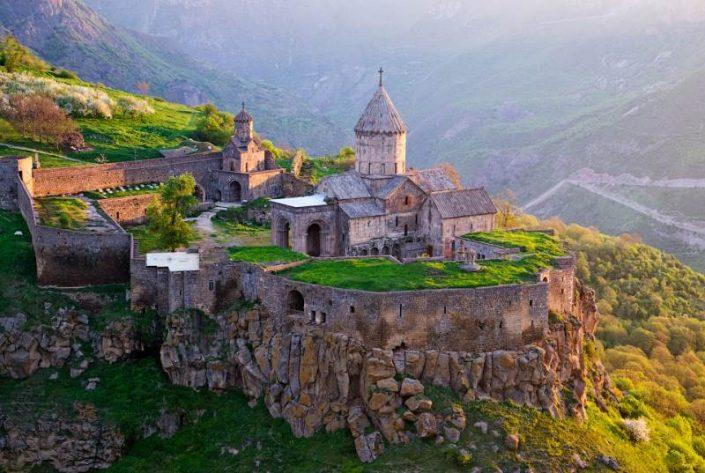 تور ارمنستان با پرواز آتلانتیس نوروز 97 (2)