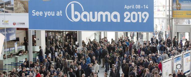 تور نمایشگاه ساختمان آلمان BAUMA 2019