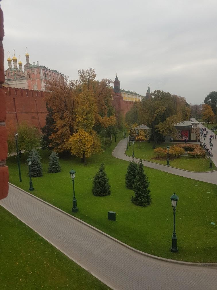 تور روسیه-باغ الکساندر