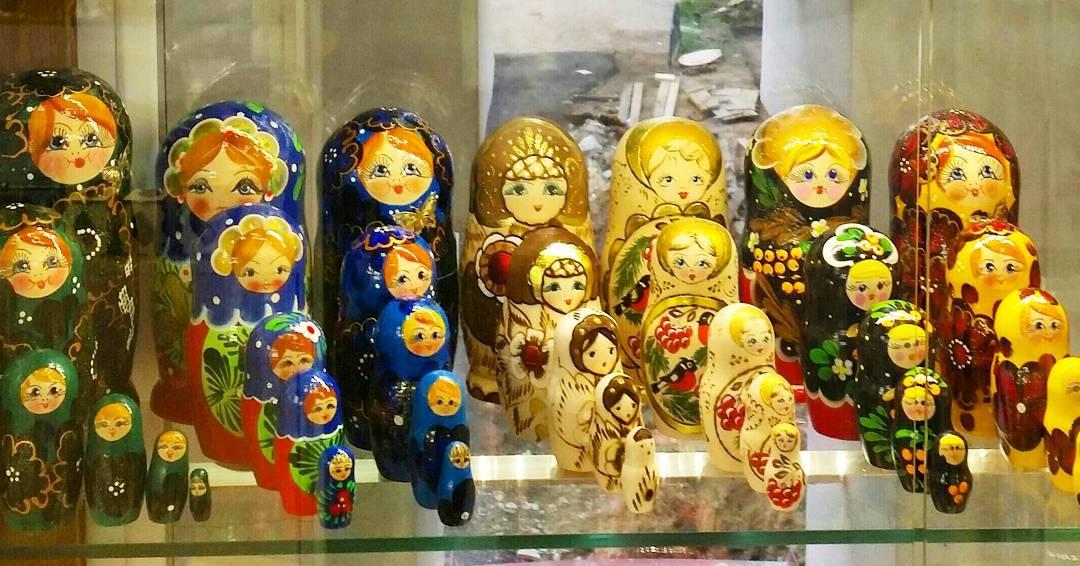 تور روسیه-ماتروشکا
